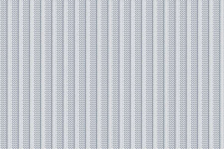 Knitting pattern for Christmas and Winter holiday background. Seamless pattern in white colors with elastic band. Ribbed knitting.