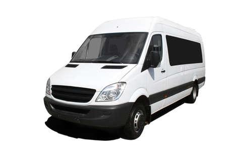 Kleinbus Standard-Bild - 25649741