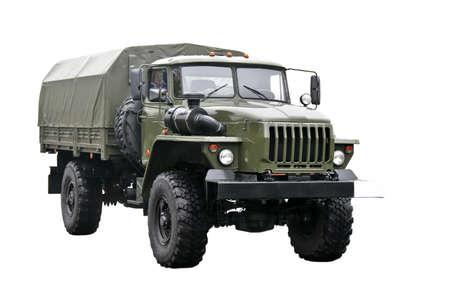 Militaire vrachtwagen