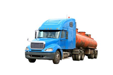 Tank truck photo