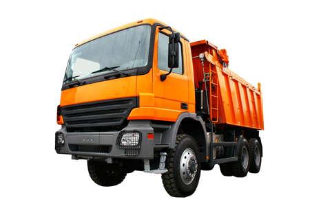 Dump truck photo