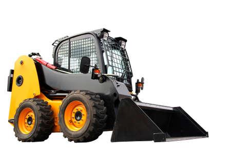 front end loader: Skid steer loader