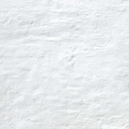 White old brick wall. Background, with space for text or image. Stock Photo