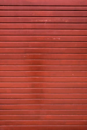 Red Wood Panel Background