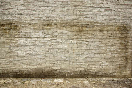Grey Stone Wall and Floor photo