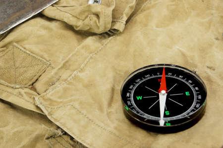 duffel: Modern Magnetic Compass