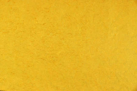 citrine: Yellow Orange Gold Amber Citrine Color Mulberry Handmade Paper Background Or Texture Close-up
