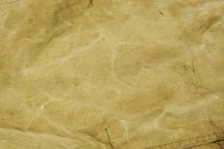 duffel: Weathered Faded Military Army Style Camouflage Backpack Or Bag Or Uniform Background Texture Closeup