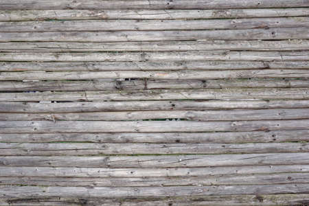 unpainted: Old Rustic Weathered Fence From Natural Unpainted Dry Wood Background Texture Close Up Stock Photo