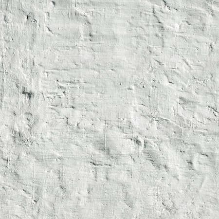 Pared de ladrillo blanca vieja Vendimia Con capa de lechada de cal yeso pintado textura de fondo cuadrada Cierre Foto de archivo - 46268103