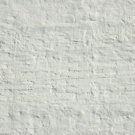 whitewash: Old Antique White Brick Wall With Whitewash Painted  Plaster layer Square Background Texture Close Up