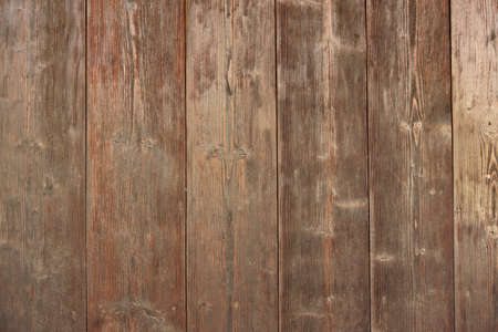 reclaimed: Brown Barn Wooden Boards Panel For Modern Vintage Home Design Textured Background Stock Photo