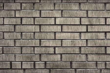 White Brick Wall Grunge Background Or Texture, Modern Bricklaying, Textured Brickwork, Close-up View Of Modern Room Or Loft Interior Stonewall.