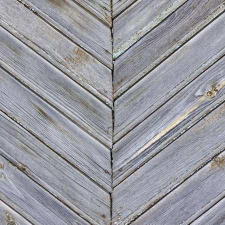 diagonal lines: Tiled Wooden Wall Planking Frame Texture. Old Rustic Wood Slats Shabby Square Background With Diagonal Pattern. Peeled Isolated Parquet Ornament. Natural Wood Board Panel Abstract Decorative Wallpaper