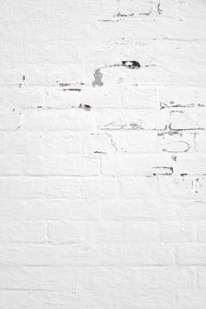 white washed: White Rustic Vertical Texture. Urban White Washed Old Brick Wall. Vintage Plaster  Structure. Grungy Shabby Uneven Painted Plaster. Textured Mortar Wall Background. Abstract Light White Wallpaper