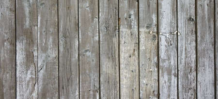 Grey Barn Wooden Wall Planking Wide Texture. Old Solid Wood Slats Rustic Shabby Gray Background. Hardwood Dark Weathered Square Surface. Grungy Faded Timber Wood Structure. Abstract Web Banner