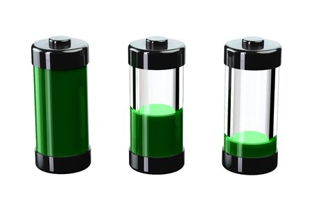 electrical component: Concept - battery charge