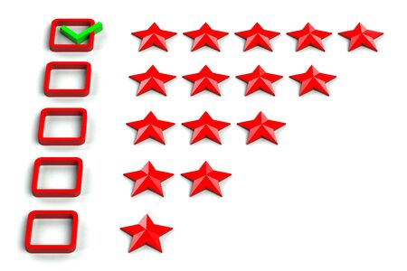 critique: Rating stars checkbox
