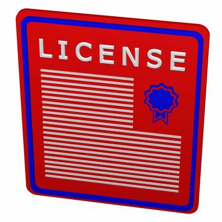 licensing: Concept: license
