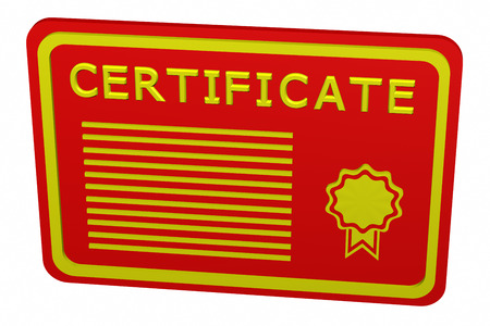attestation: Concept: certificate