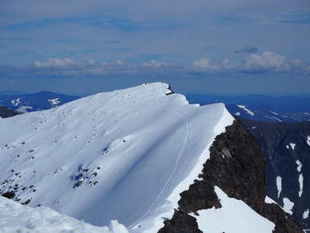 케브 네 카이 산 북쪽 봉우리