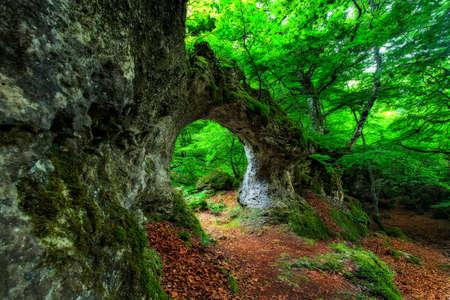 arno: Arno rock arch
