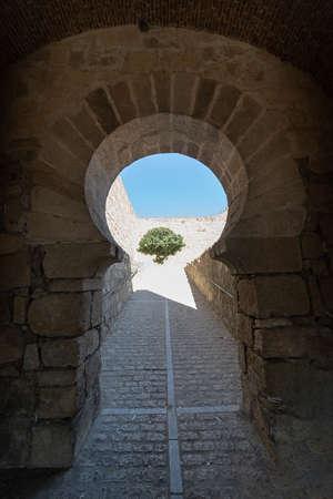 Trujillo ancient city in caceres, extramadura,Spain