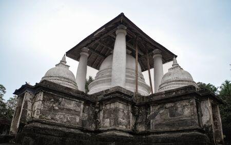 kandy: Old temple in Kandy - Sri Lanka