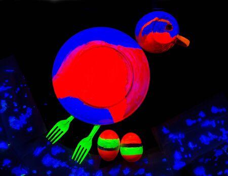 duke: UV Painting Duke