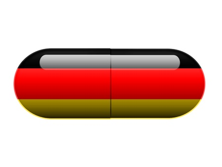 German pill photo