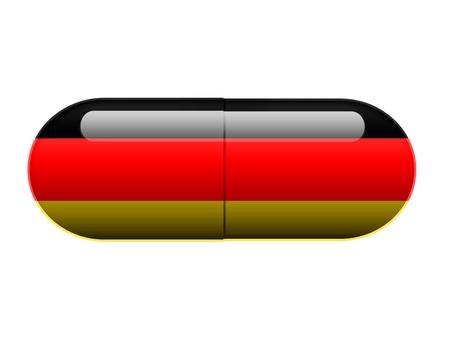 warheads: German pill