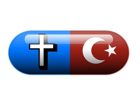 catholism: Half Christian half Islamic pill