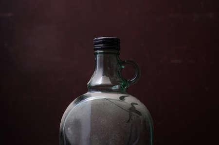 Vieilles bouteilles antiques