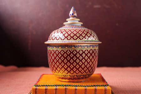 BENJARONG or c�ramique Banque d'images