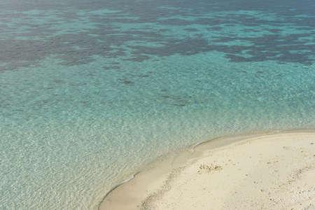 stormy waters: beautiful clear summer sea sandy beach, Thailand