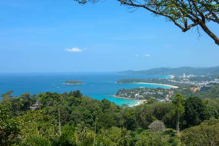 Phuket point de vue, la Tha�lande Banque d'images