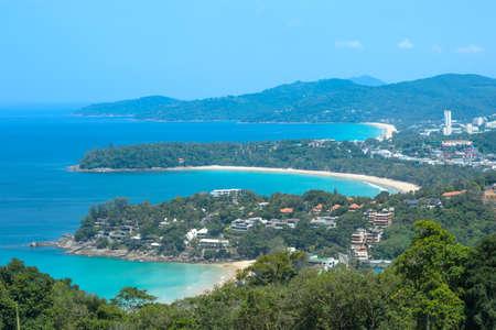 Phuket viewpoint, Thailand
