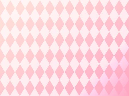 ピンク ダイヤモンド パターン背景イラスト 写真素材 - 60130989