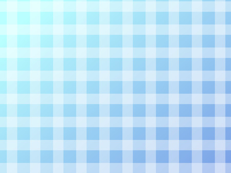 blue gingham pattern background illustration vector Illustration
