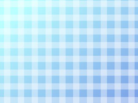 blue gingham pattern background illustration vector Illustration
