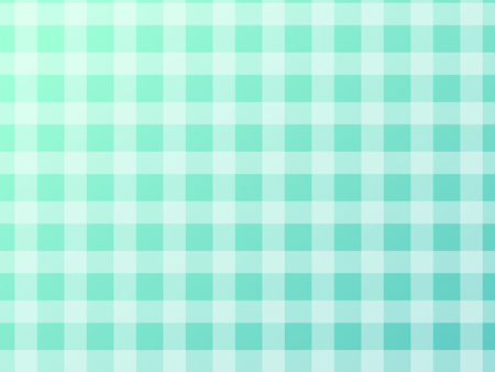 green gingham pattern background illustration vector