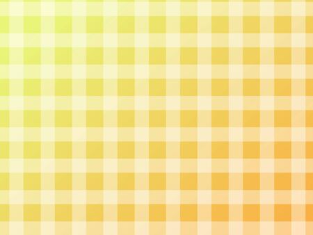 yellow gingham pattern background illustration vector