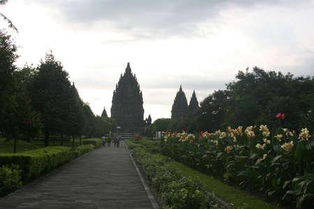 インドネシアの寺院