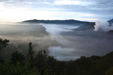 Mount bromo Indonesia photo
