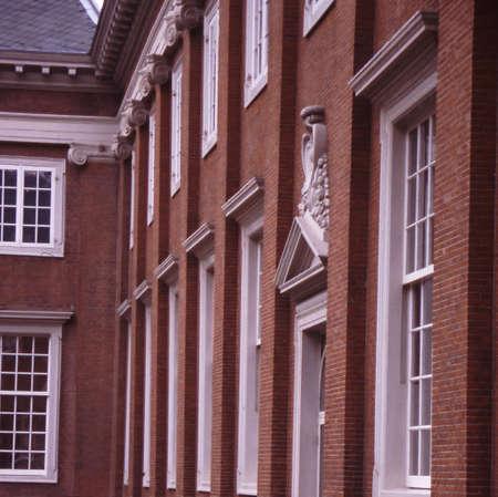 Amsterdam buildings Фото со стока