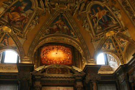 gospels: Roman cathedral