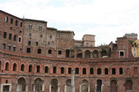 ローマのローマを遺跡します。