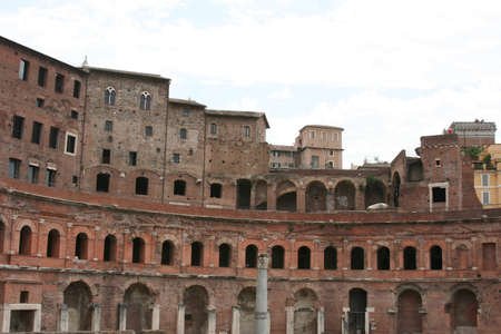 Roman ruins Rome