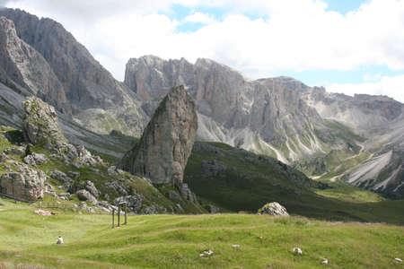 Italian Alps Banco de Imagens - 14356163