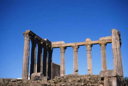 Roman ruins Portugal